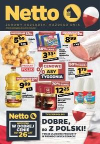 Gazetka promocyjna Netto - Oferta spożywcza w Netto - ważna do 11-09-2021