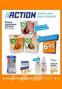 Gazetka promocyjna Action - Action - okazje, których nie można przegapić! - ważna do 31-08-2021