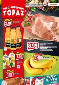Gazetka promocyjna Topaz - Topaz - sprawdź nowe promocje! - ważna do 08-09-2021