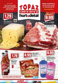 Gazetka promocyjna Topaz - Topaz - nowa oferta hurt & detal - ważna do 08-09-2021