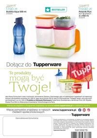 Gazetka promocyjna Tupperware - Oferta miesiąca Tupperware