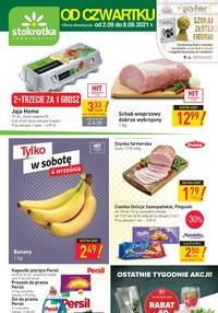 Gazetka promocyjna Stokrotka Supermarket - Od czwartku w Stokrotce!   - ważna do 08-09-2021