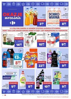Okazje września w Carrefour Market