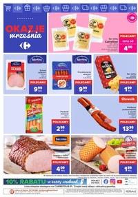 Gazetka promocyjna Carrefour Market - Okazje września w Carrefour Market