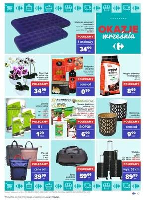 Okazje września w Carrefour