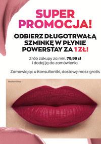 Gazetka promocyjna Avon - Wybór influencerek w Avon