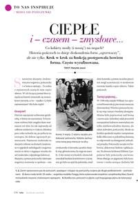 Gazetka promocyjna Hebe - Katalog jesienny Hebe