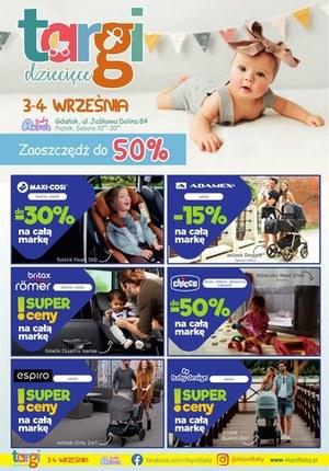 Gazetka promocyjna Akpol Baby - Targi dziecięce z Akpol Baby
