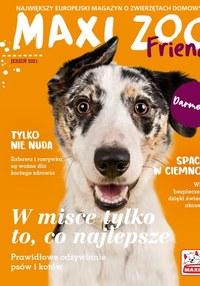 Gazetka promocyjna Maxi ZOO - Katalog jesienny Maxi ZOO  - ważna do 30-11-2021
