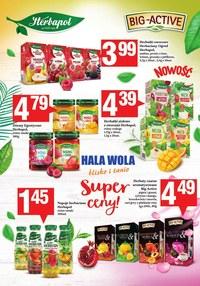 Gazetka promocyjna Hala Wola - Wrześniowe rabaty w Hala Wola