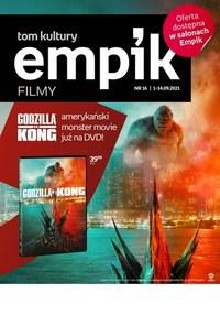 Gazetka promocyjna EMPiK - Filmy w katalogu Empik - ważna do 14-09-2021