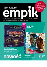 Gazetka promocyjna EMPiK - Szkolne gadżety w Empiku - ważna do 14-09-2021