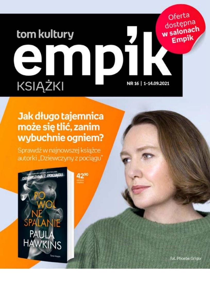 Gazetka promocyjna EMPiK - wygasła 2 dni temu