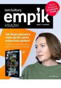 Gazetka promocyjna EMPiK - Tom kultury - Empik  - ważna do 14-09-2021