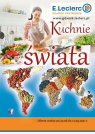 Kuchnie świata w E.Leclerc Gdańsk