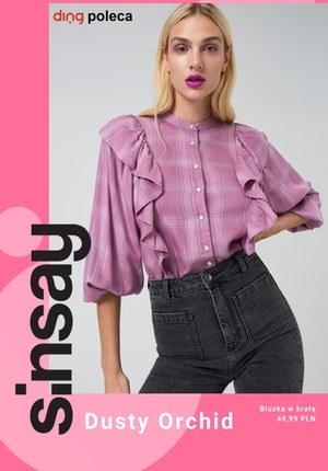 Gazetka promocyjna Sinsay - Różowa kolekcja w Sinsay