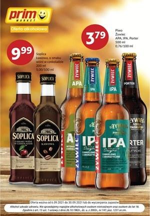 Gazetka promocyjna Prim Market - Prim Market - oferta alkoholowa