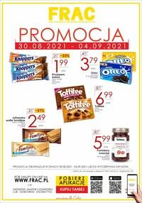 Gazetka promocyjna FRAC - Frac - nowa oferta handlowa! - ważna do 04-09-2021