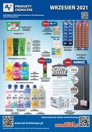 At - oferta z produktami chemicznymi