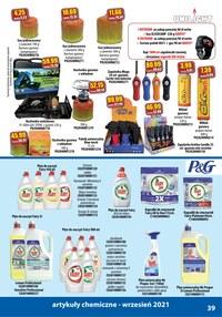 Gazetka promocyjna At - At - oferta z produktami chemicznymi