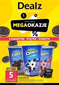 Gazetka promocyjna Dealz - Mega okazje w Dealz!    - ważna do 04-09-2021