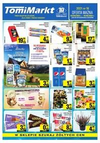 Gazetka promocyjna TomiMarkt - Twój sklep na co dzień w TomiMarkt    - ważna do 16-09-2021