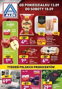 Gazetka promocyjna Aldi - Aldi - tydzień polskich producentów