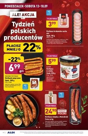 Aldi - tydzień polskich producentów