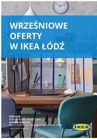 Gazetka promocyjna IKEA - Wrześniowe oferty w Ikea Łódź - ważna do 30-09-2021