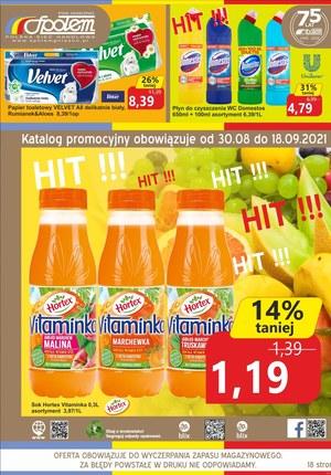 Gazetka promocyjna PSS Społem Gniezno - Katalog promocyjny PSS Społem Gniezno