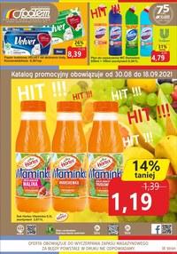 Gazetka promocyjna PSS Społem Gniezno - Katalog promocyjny PSS Społem Gniezno - ważna do 18-09-2021