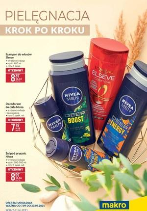 Gazetka promocyjna Makro Cash&Carry - Pielęgnacja włosów razem z Makro Cash&Carry