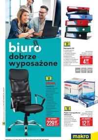 Gazetka promocyjna Makro Cash&Carry - Domowe biuro z Makro Cash&Carry