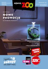 Gazetka promocyjna Aquael Zoo - Aquael Zoo - sprawdź nowe promocje - ważna do 30-09-2021
