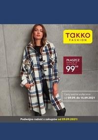 Gazetka promocyjna Takko Fashion - Stylizacje na jesień w Takko Fashion - ważna do 15-09-2021