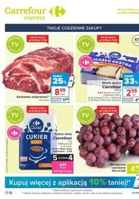 Gazetka promocyjna Carrefour Express - Carrefour Express - twoje codzienne zakupy - ważna do 13-09-2021