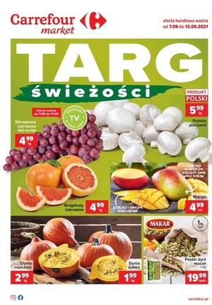 Gazetka promocyjna Carrefour Market - Targ świeżości - Carrefour Market