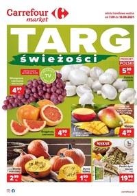 Gazetka promocyjna Carrefour Market - Targ świeżości - Carrefour Market - ważna do 13-09-2021