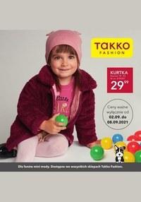 Gazetka promocyjna Takko Fashion - Takko Fashion - dla fanów mini mody - ważna do 08-09-2021