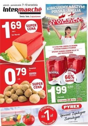 Gazetka promocyjna Intermarche Super - Intermarche - świeżo i tanio