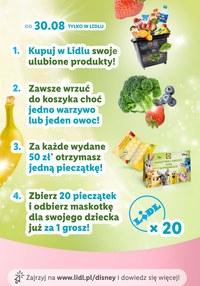 Gazetka promocyjna Lidl - Lidlowe ceny w nowym katalogu