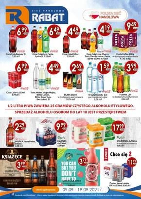 Najnowsze promocje w sklepach Rabat