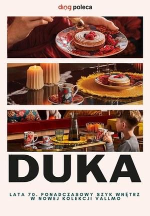Gazetka promocyjna DUKA - Ponadczasowy szyk w DUKA