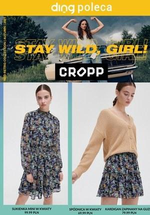 Gazetka promocyjna Cropp Town - Cropp - kolekcja jesienna