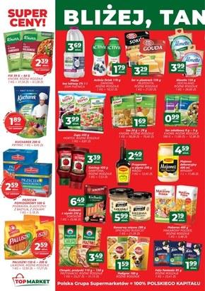 Świeże produkty w Top Market