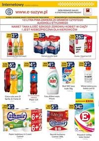 Gazetka promocyjna Sużyw - Sużyw - nowa oferta handlowa