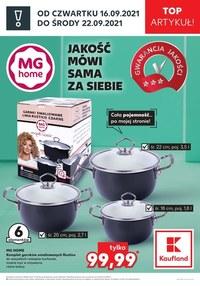 Gazetka promocyjna Kaufland - Top oferta Kaufland!   - ważna do 22-09-2021