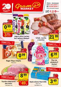 Gazetka promocyjna Gram Market - Zacznij zakupy w Gram Market - ważna do 14-09-2021