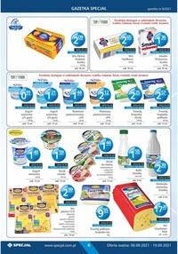 Gazetka promocyjna Specjał - Specjał - nowa oferta centralna