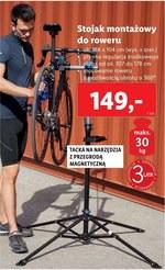 Stojak montażowy do roweru Crivit